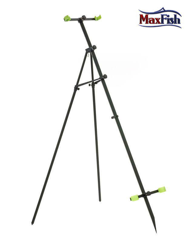 52188 dam stojak pla owy steelpower black tele tripod. Black Bedroom Furniture Sets. Home Design Ideas