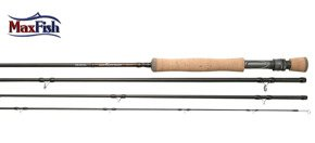 WNTF967-4-AU 198709 - DAIWA WĘDKA WILDERNESS FLY 9'6''4cz #7