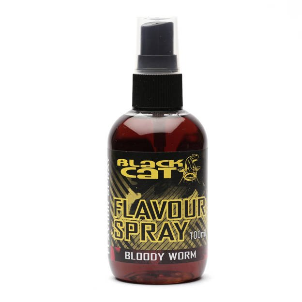 3907002 - BLACK CAT ATRAKTOR SPREY - BLOODY WORM 100ml