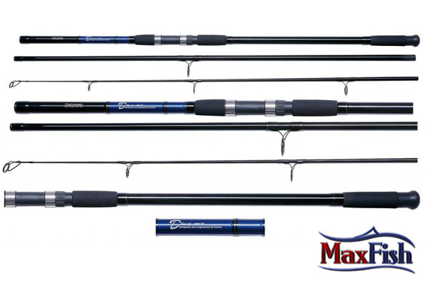 DS130F 186779 - DAIWA WĘDKA D SURF  13FT 4-8OZ 3CZ.
