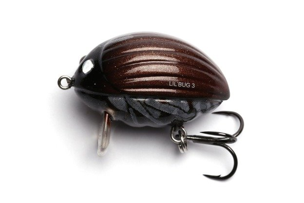 QBG009 - SALMO WOBLER LIL'BUG FLOATING 2cm- MAY BUG