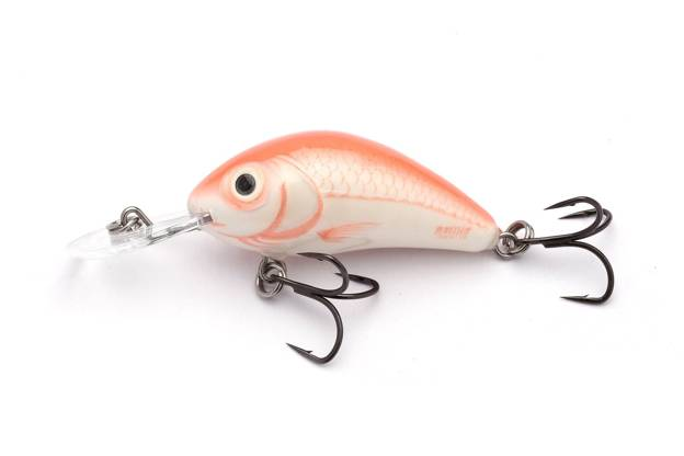 QRH030 - SALMO WOBLER RATTLIN HORNET F 5,5cm- ULTRAVIOLET ORANGE