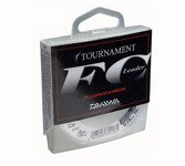 12955-018 - DAIWA TOURNAMENT FLUOROCARBON 0,18/50m