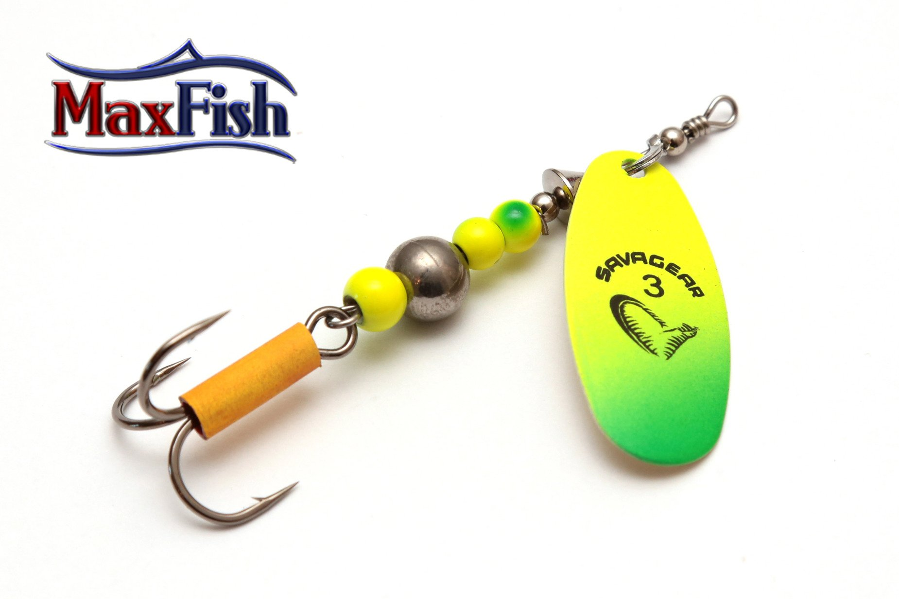 Savage Gear Caviar - Fluo Yellow/chartreuse 6.0g
