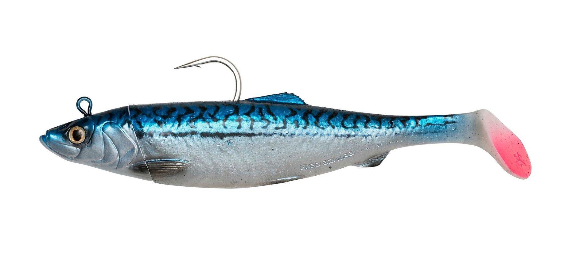Savage Gear 3d Herring Big Shad - Mackerel Php 25cm 300g