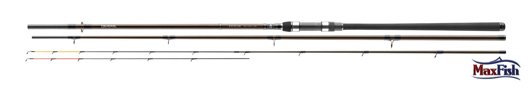 Daiwa Exceler Method Feeder  360cm 80g