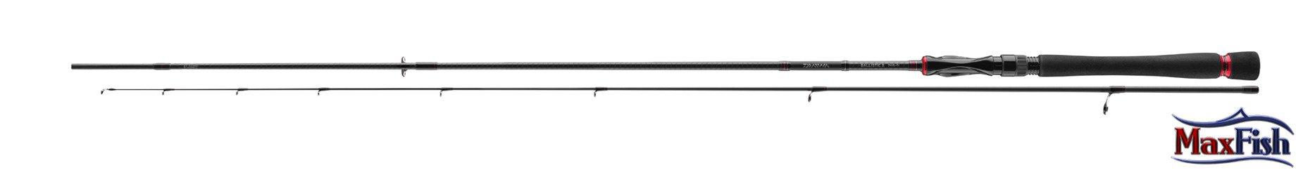 Daiwa Ballistic X UL Spin  215cm 3.5-14g