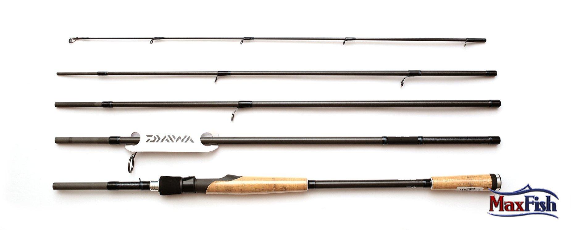 Daiwa Lexa Travel Spin  300cm 10-50g