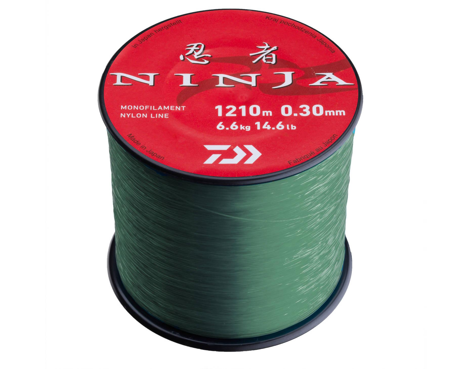 Daiwa ¯y³ka Ninja X Mono - 1210m 0.30mm 6.6kg