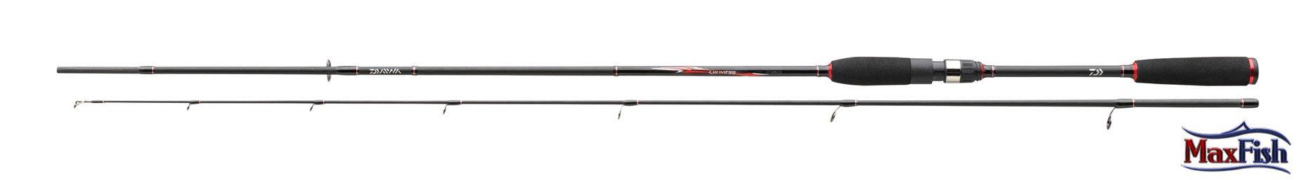 Daiwa Crossfire UL Spin  150cm 2-7g