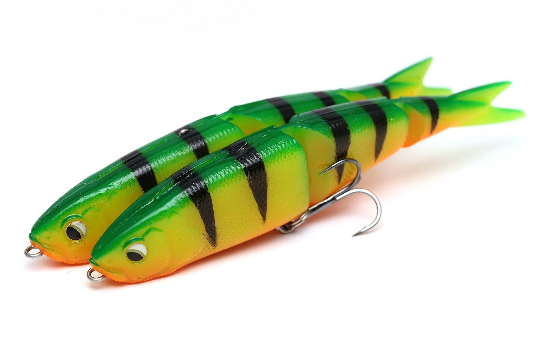 Savage Gear Zestaw Soft 4play - Firetiger 9.5cm 12g