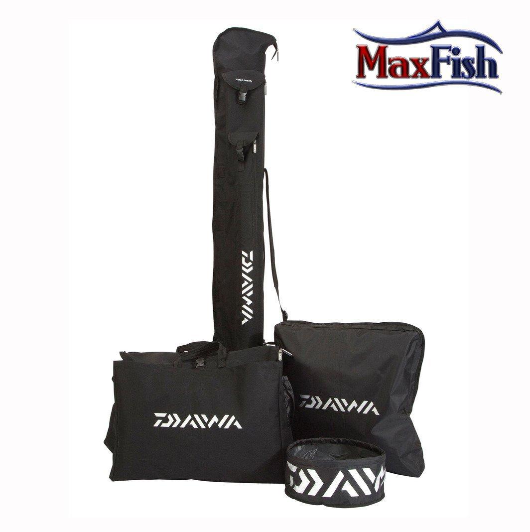 Daiwa Zestaw Pokrowców Boxed Luggage Set