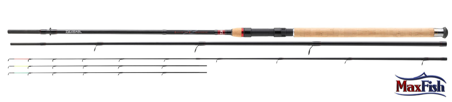 Daiwa Ninja X Method Feeder  360cm -80g