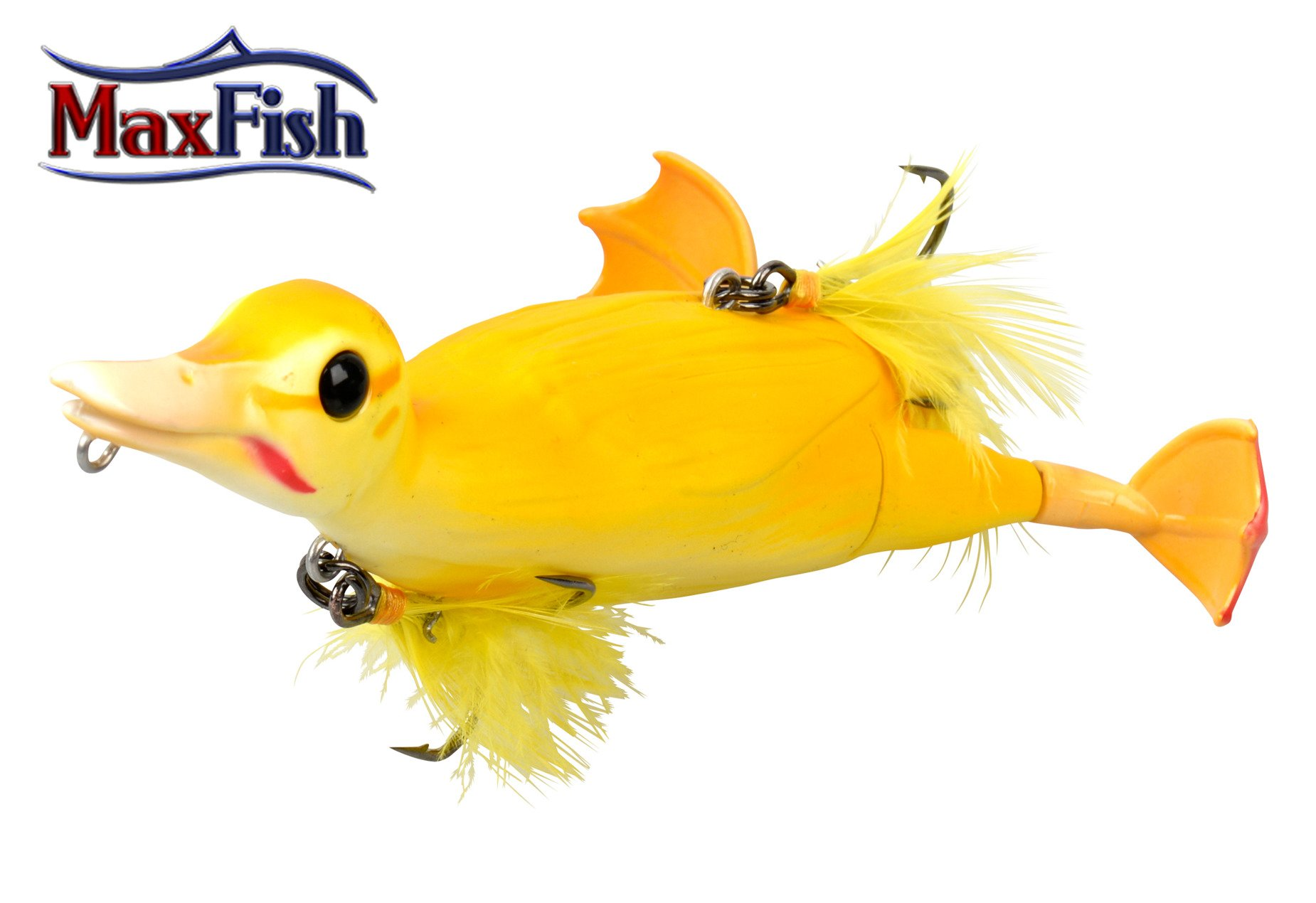 Savage Gear 3D Suicide Duck - Yellow 10.5cm 28g