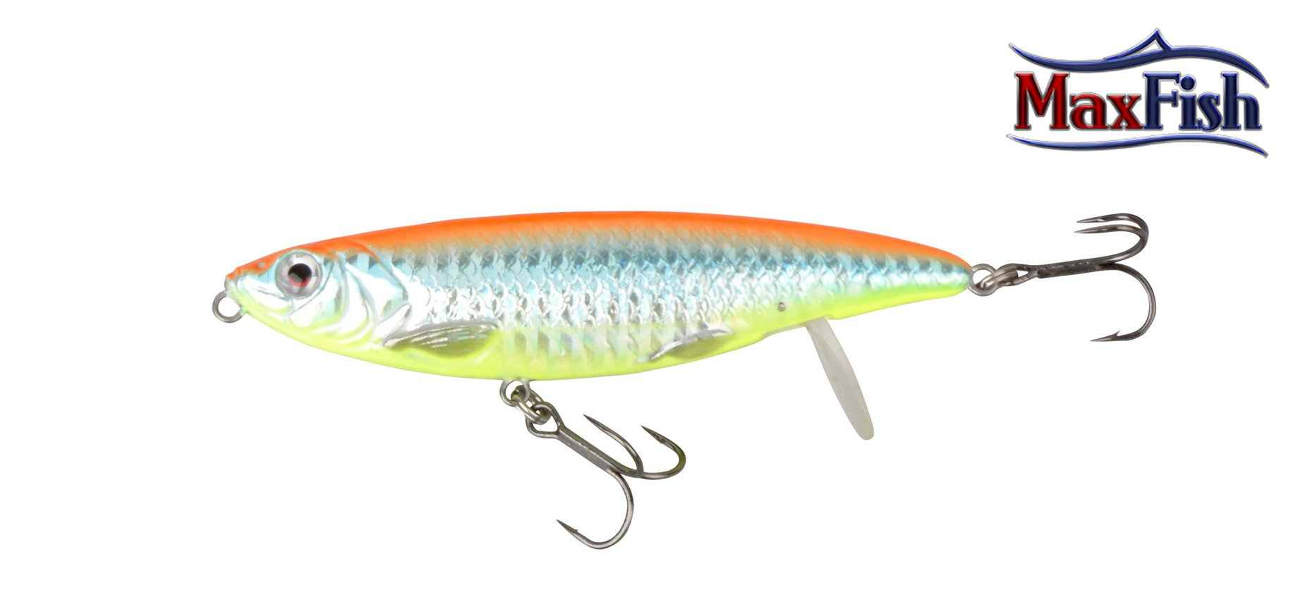 Savage Gear 3D Backlip Herring - Orange Flash 10cm 19g