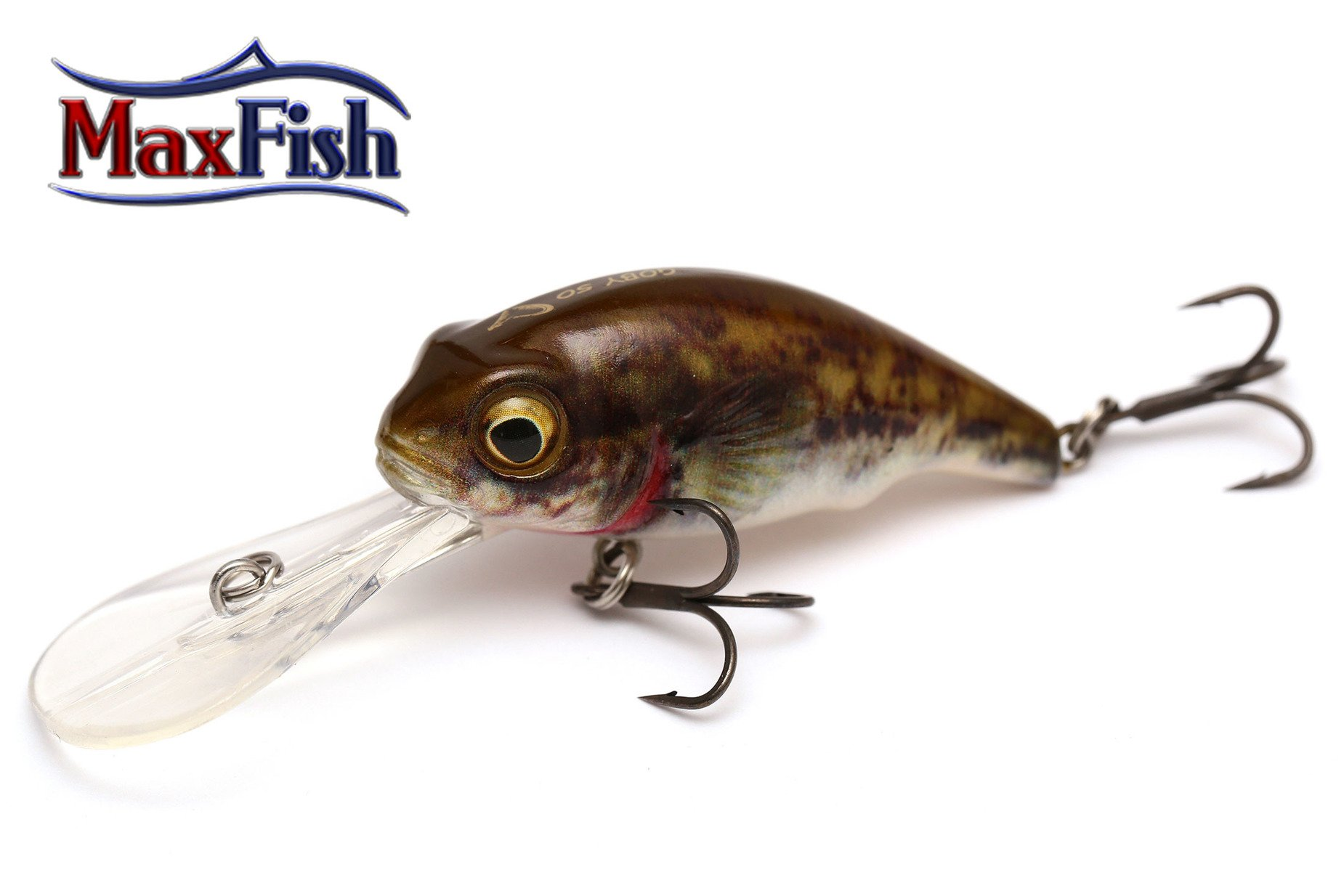 Savage Gear 3d Goby Crank - Goby 5.0cm 7.0g