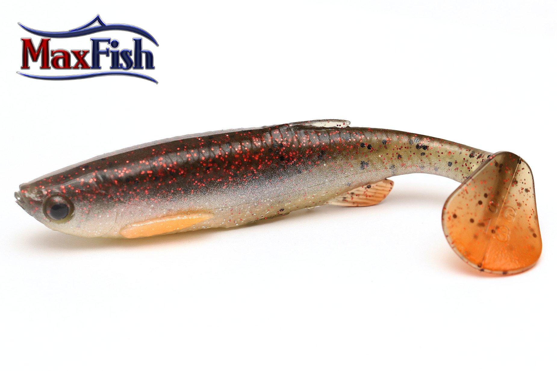 Savage Gear Fat-tail Minnow - Green Pearl Silver 7.5cm 5g
