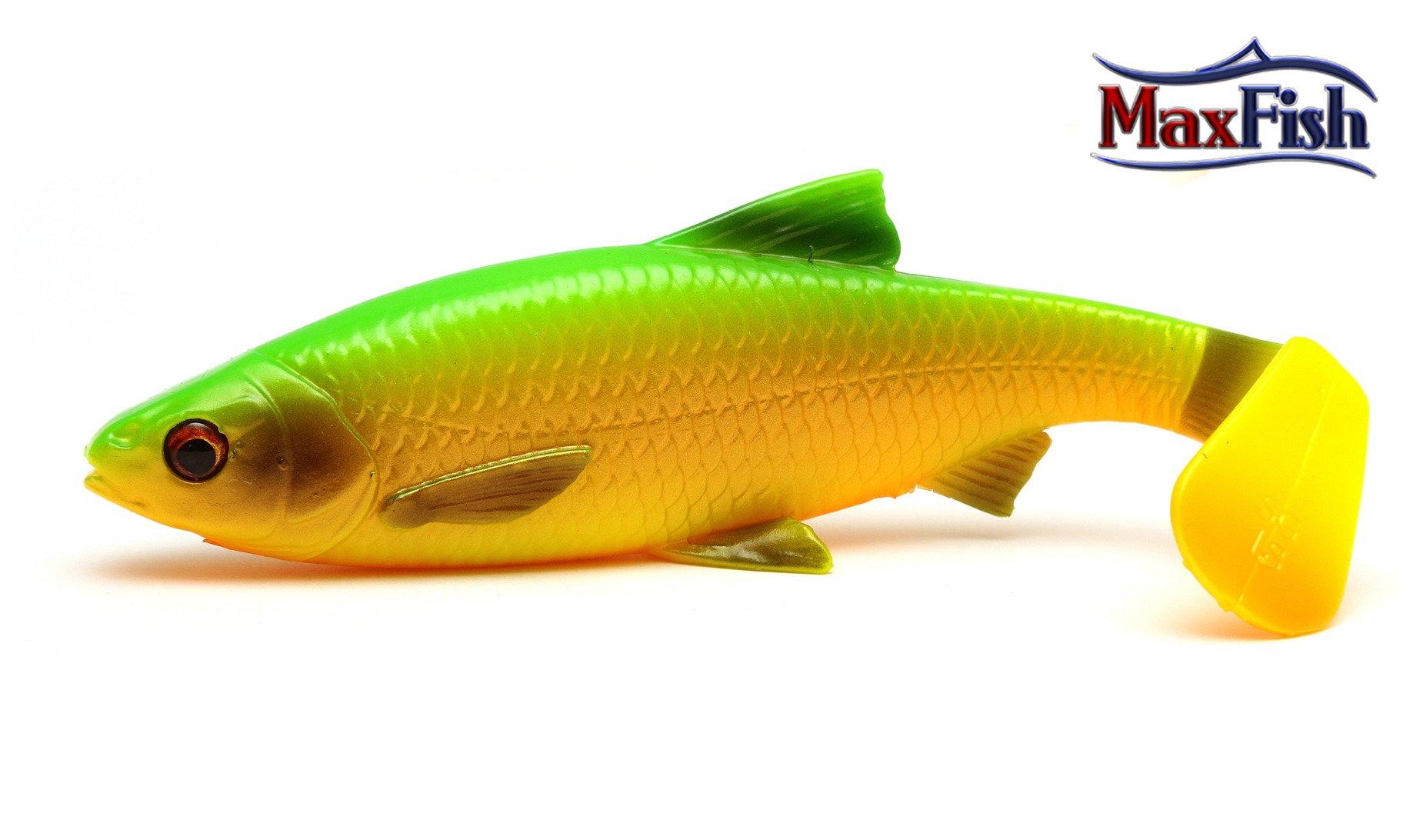 Savage Gear 3d River Roach - Firetiger 18cm 70g