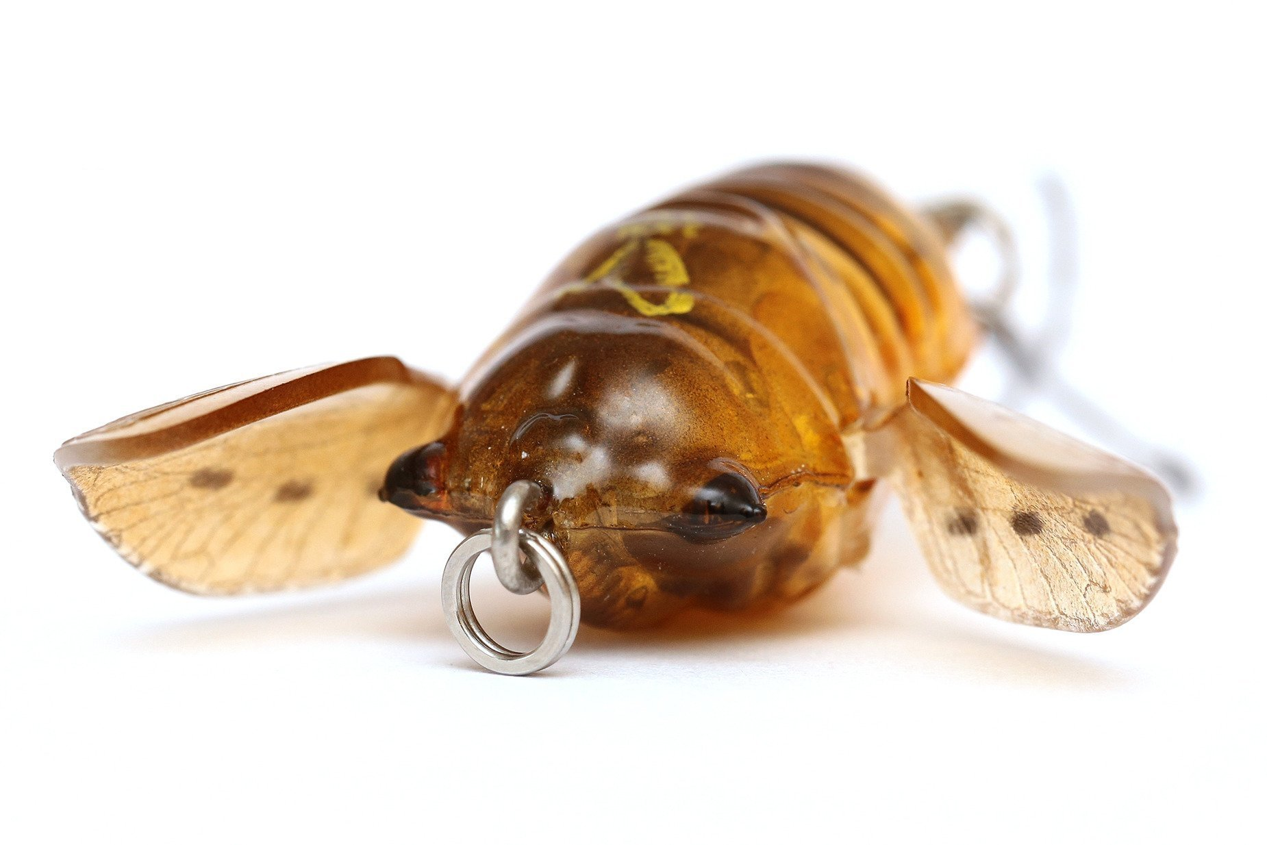 Savage Gear 3D Cicada - Brown 3.3cm 3.5g