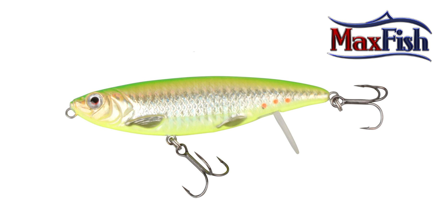 Savage Gear 3D Backlip Herring - Green Flash 10cm 19g
