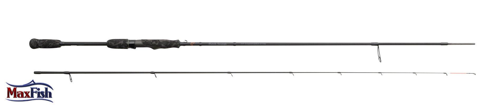 Savage Gear Black Savage Dropshot  233cm 5 - 18g
