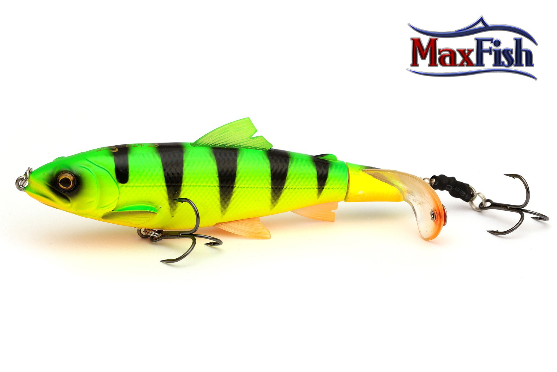 Savage Gear 3D Smash Tail - Firetiger 10cm 17g