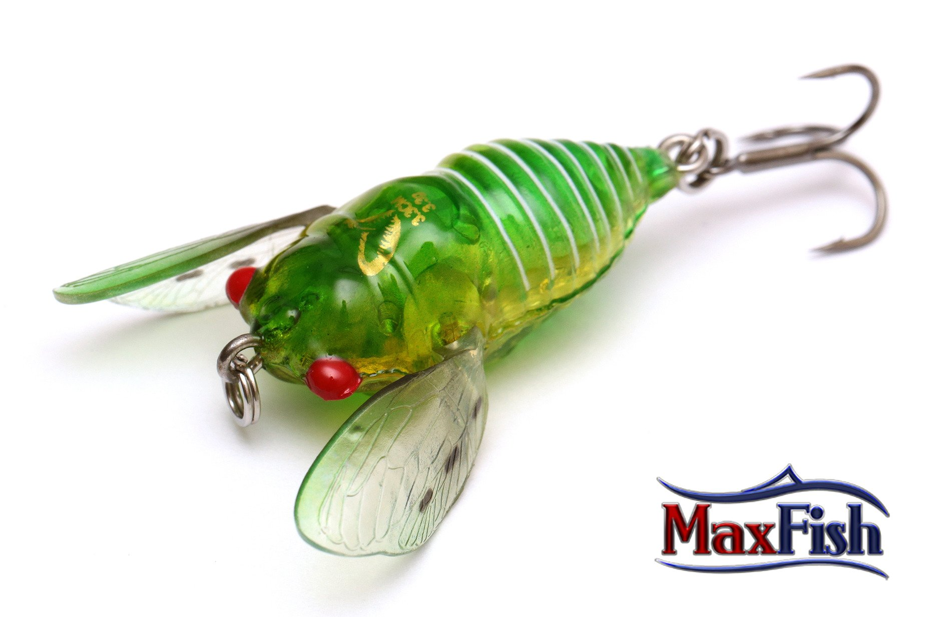 Savage Gear 3D Cicada - Green 3.3cm 3.5g