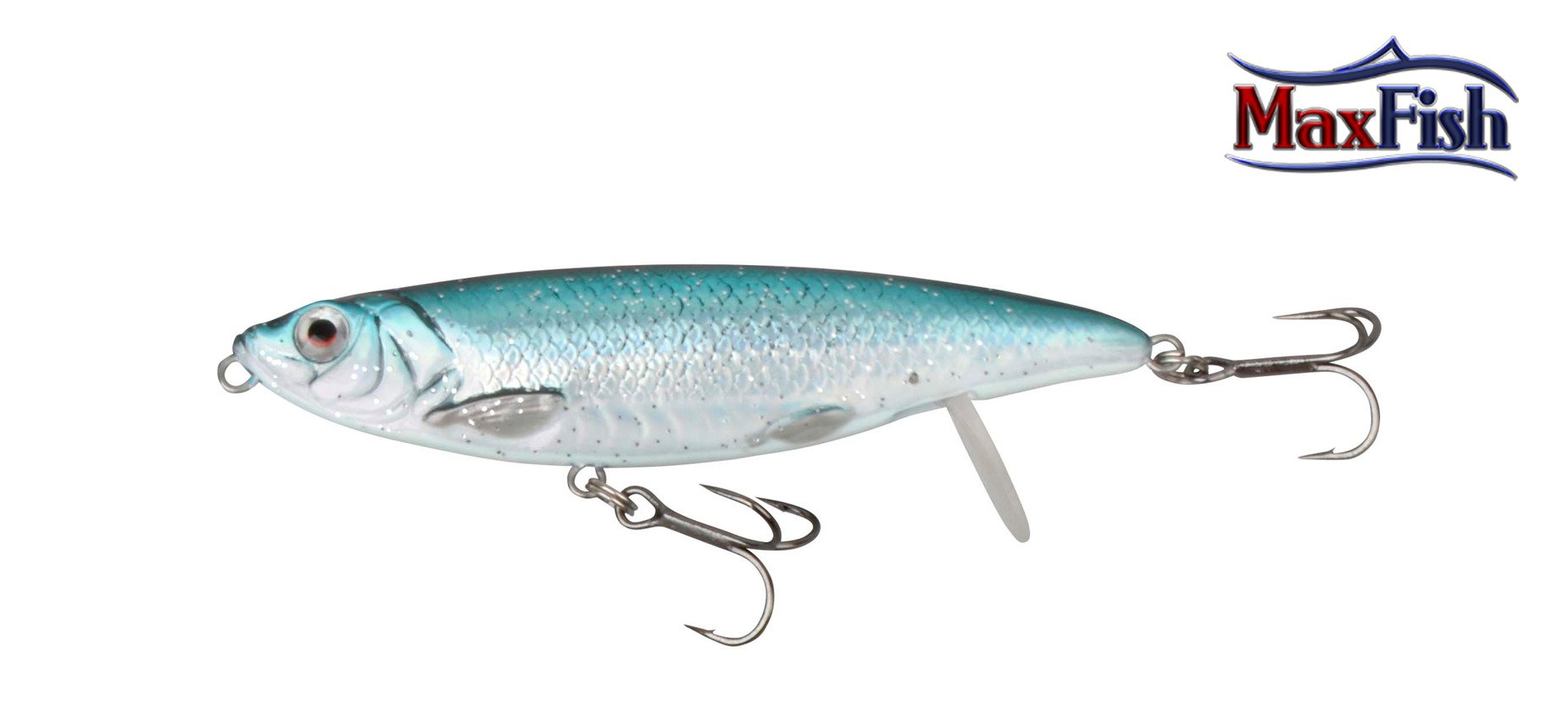 Savage Gear 3D Backlip Herring - Blue Silver 10cm 19g