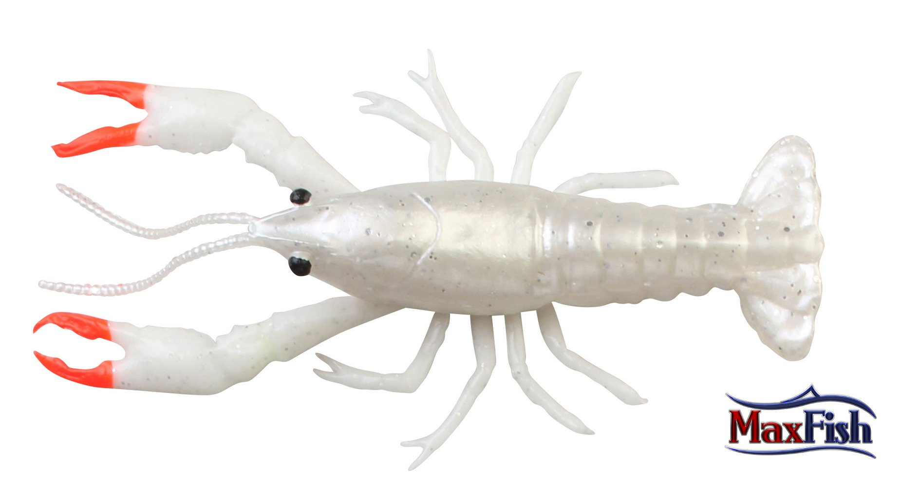 Savage Gear 3D Crayfish - 8cm  Ghost