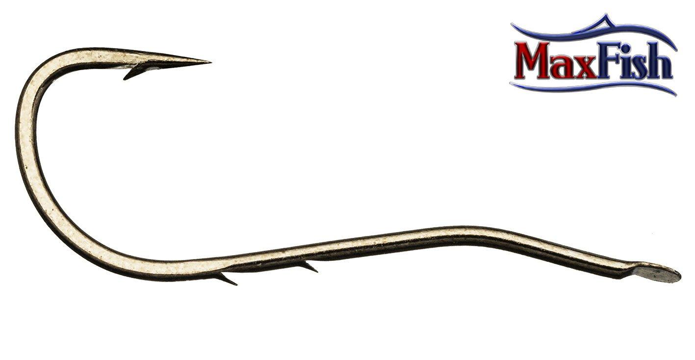 Daiwa Samurai - haczyk z przyponem eel rozm. 2