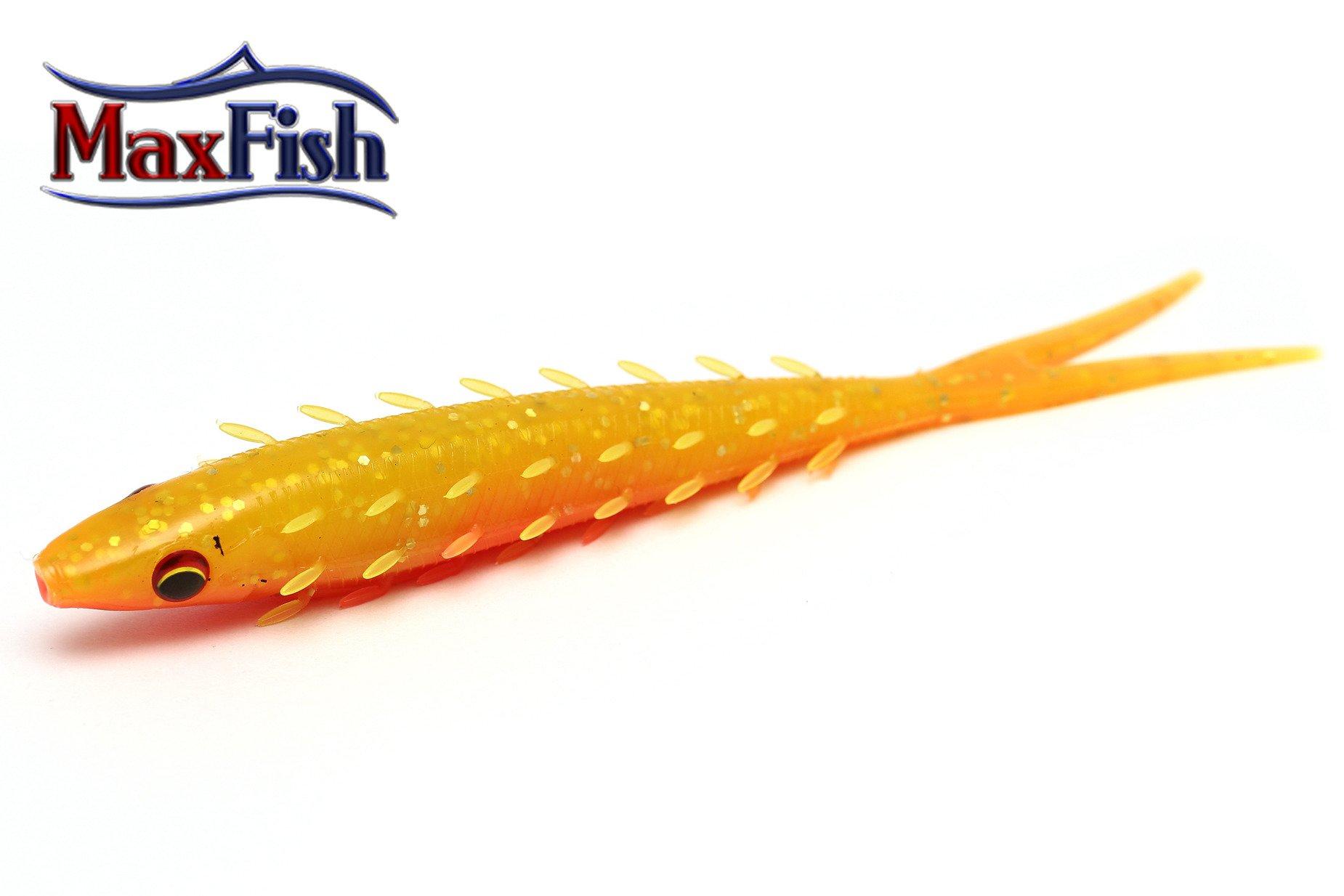 Daiwa Prorex Pelagic Shad - Hot Yellow Orange 19cm