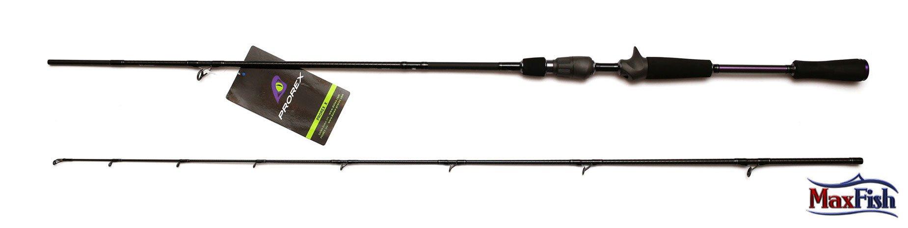 Daiwa Prorex X Vertical Baitcast  210cm 8-35g
