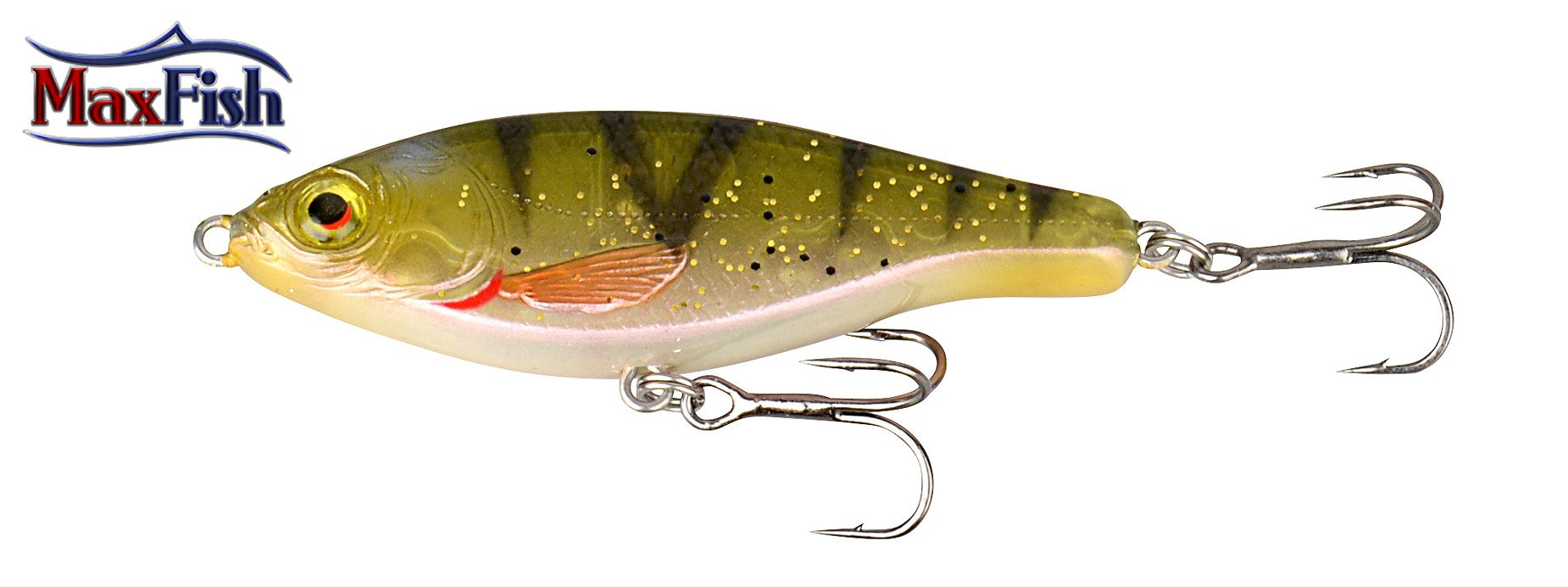 Savage Gear 3D Roach Jerkster - Perch 6.3cm 8g