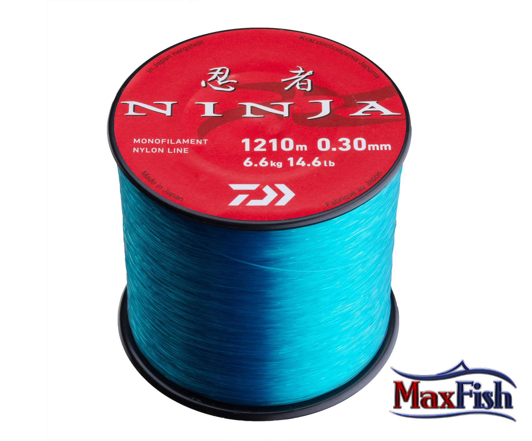 Daiwa ¯y³ka Ninja X Mono - 3000m 0.18mm 2.5kg
