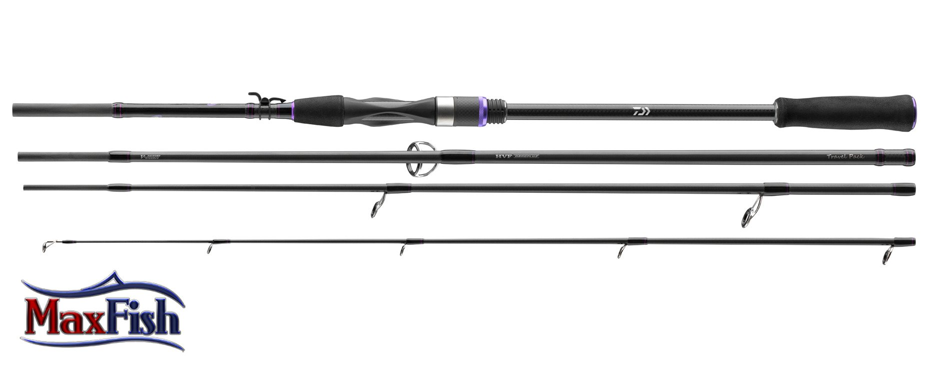 Daiwa Prorex XR Travel Pack  240cm 15-50g