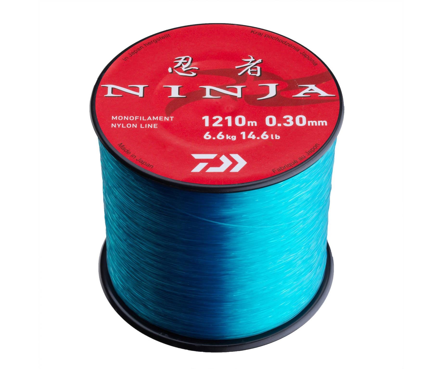 Daiwa ¯y³ka Ninja X Mono - 2400m 0.20mm 3.1kg