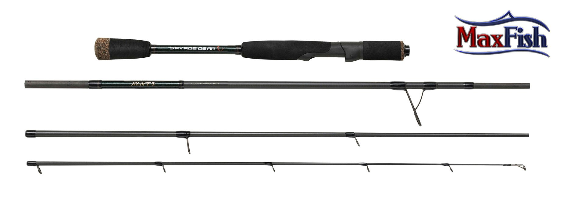Savage Gear Xlnt3 Roadrunner 213cm 10-40g