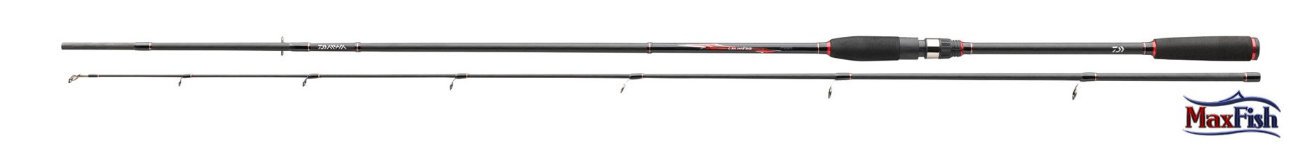 Daiwa Crossfire Jiggerspin  240cm 5-25g