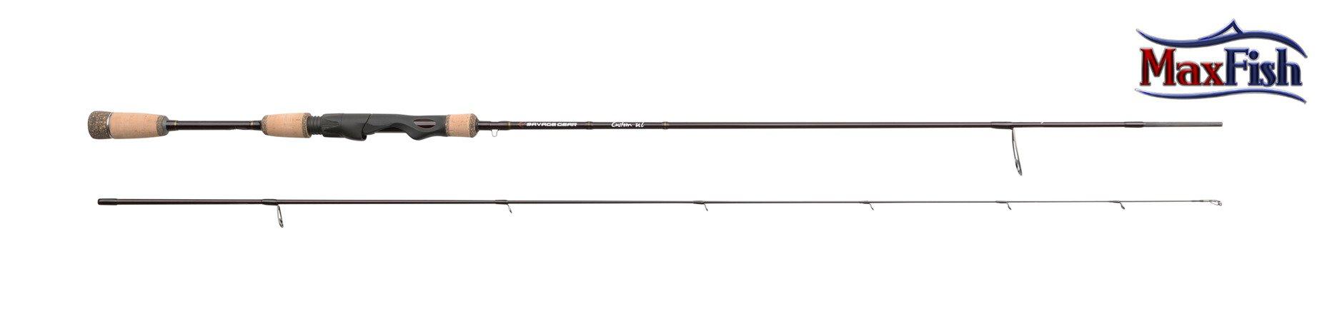 Savage Gear Custom UL Spin  198cm 2 - 7g