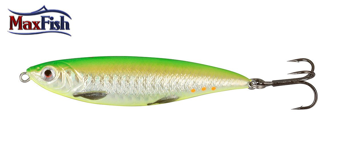 Savage Gear 3D Horny Herring - Green Flash 8cm 13g