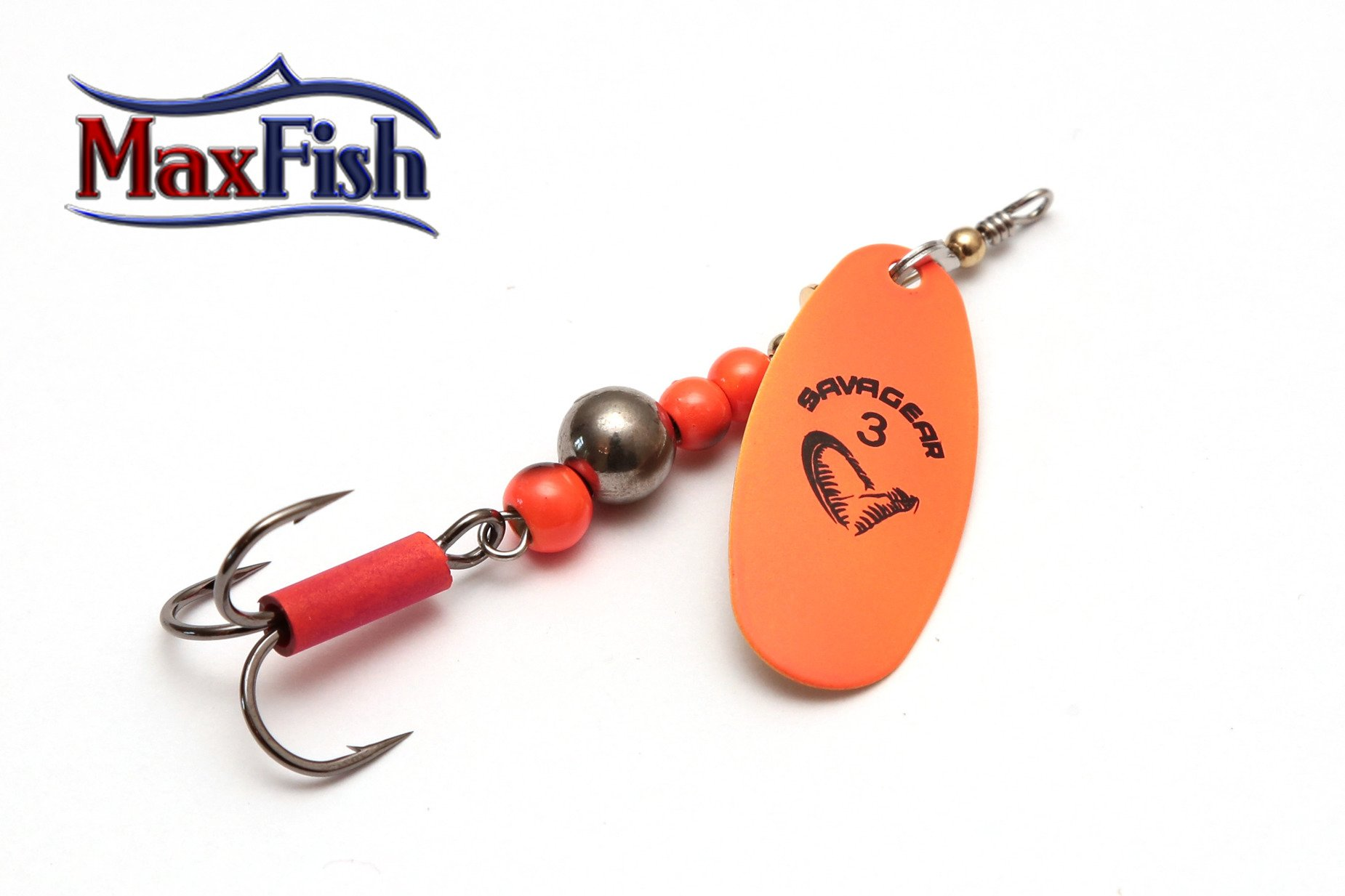 Savage Gear Caviar - Fluo Orange 6.0g